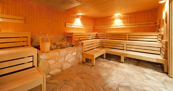 orange sauna centre